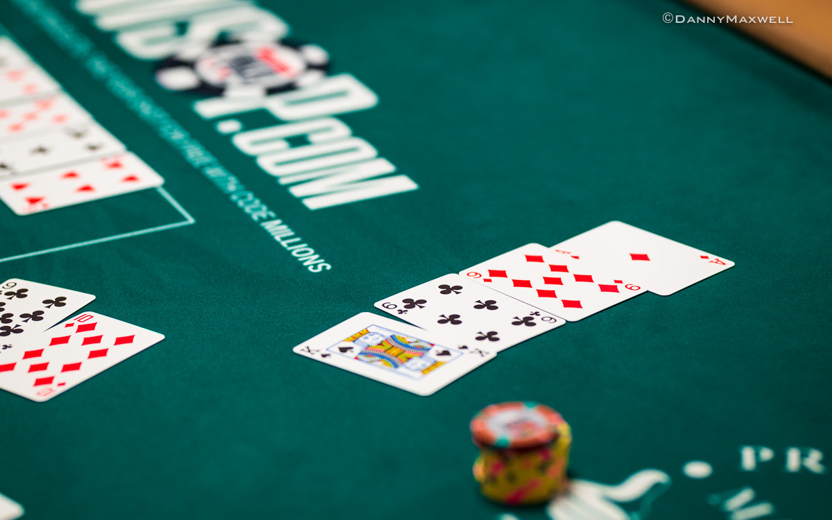 Free Poker Games Guide to How to Beat the Odds at Poker